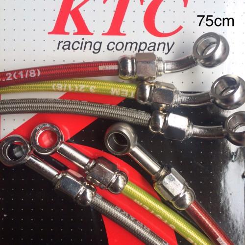 Foto Produk Selang Rem KTC Ukuran 75cm dari Champion Racing