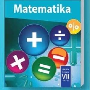 Foto Produk Buku Matematika Semester 1 SMP kelas 7 kurikulum 2013 Revisi 2017 dari Balai Pustaka