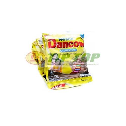 Foto Produk DANCOW SUSU COKELAT FORTIGRO SACHET 10X39GR dari TIPTOP Online Store