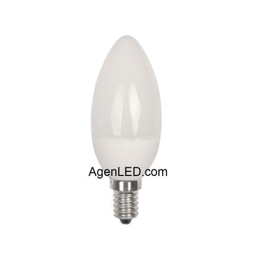 Foto Produk Lampu Candle LED 3W fitting E14 Hias 3 w watt bohlam lilin gantung HQ dari AgenLED