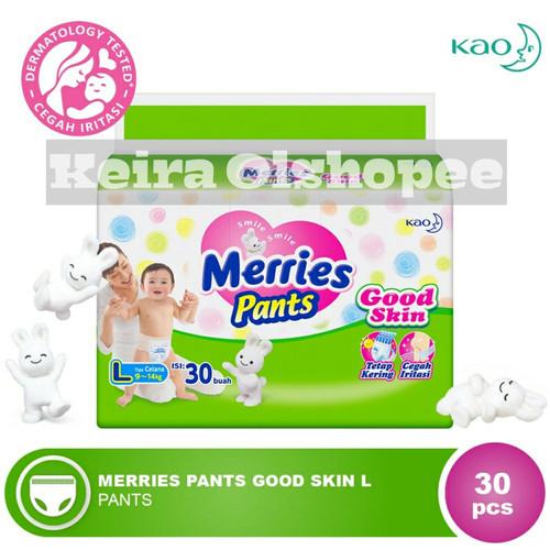 Foto Produk Merries Pants Good Skin Jumbo Pack L30 dari Keira Olshopee