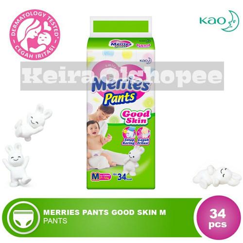 Foto Produk Merries Pants Good Skin Jumbo Pack M34 dari Keira Olshopee