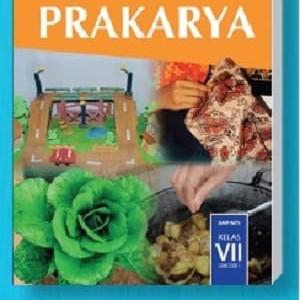 Foto Produk Buku Prakarya Semester 1 SMP kelas 7 kurikulum 2013 Revisi 2017 dari Balai Pustaka