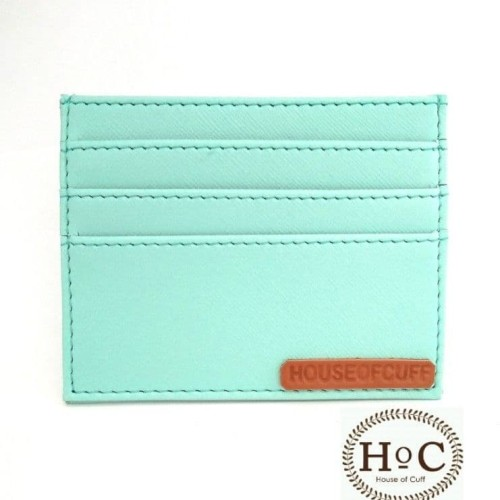 Foto Produk Houseofcuff Dompet  CARD HOLDER WALLET TURQUOISE - Turquoise dari House of Cuff