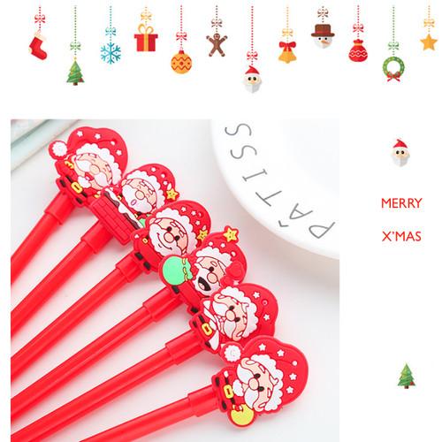 Foto Produk Pulpen tema natal, pen santa, pulpen rudolft, pulpen X'mas, kado natal dari KAYO