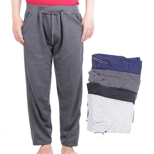 Foto Produk [Paket 4pcs] Celana panjang jumbo size / bahan lembut dan adem /4warna dari Valatex