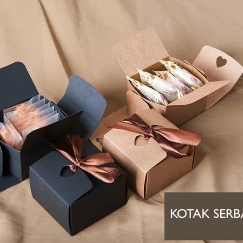 Foto Produk kotak kado, kotak baju, kotak kado serbaguna, kotak cupcake cookies - Merah dari KAYO
