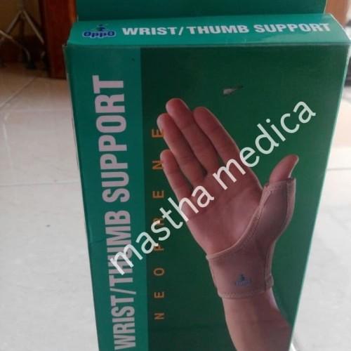 Foto Produk Dekker Korset Jempol & Pergelangan Tangan WRIST SUPPORT OPPO 1089 dari Fanmed Sby