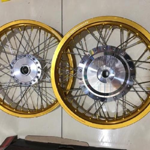Foto Produk velg TDR ring 14 matic 1set dari sumber jaya motor acc