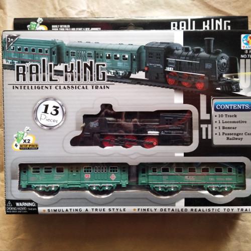 Foto Produk Mainan Kereta api - Rail King dari toys&me