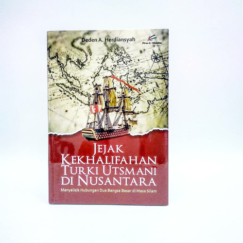 Foto Produk Buku Jejak Kekhalifahan Turki Utsmani Di Nusantara dari Toko Amalia Online