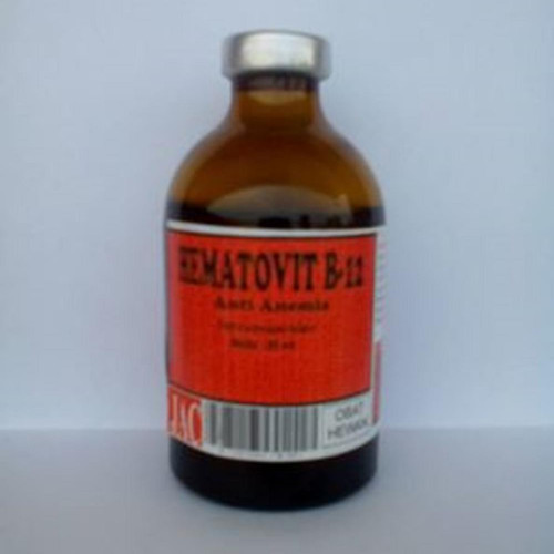 Foto Produk HEMATOVIT B12 INJ dari AT-TIn