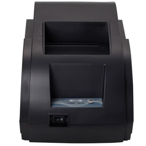 Foto Produk Paket Kasir Printer Kasir Thermal 58 mm + Scanner Barcode With Stand dari solusiprogramcom