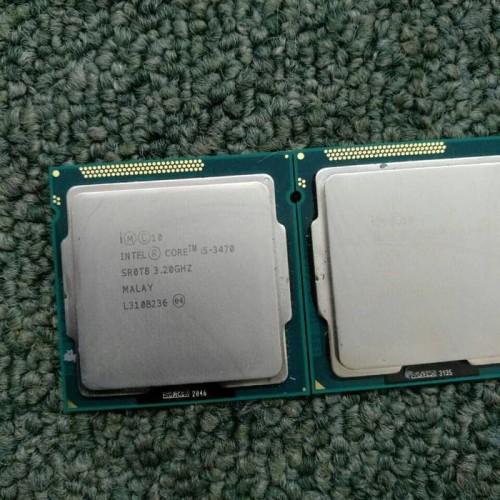 Foto Produk Processor Intel Core i5-3470 Cache 6M 3,2GHz dari AL computerr