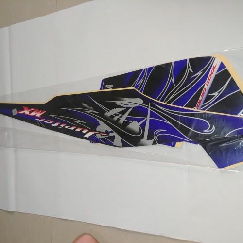 Foto Produk Stiker Bodi & Lis Body & Striping Jupiter Mx 2008 Biru dari Lestari Motor 2