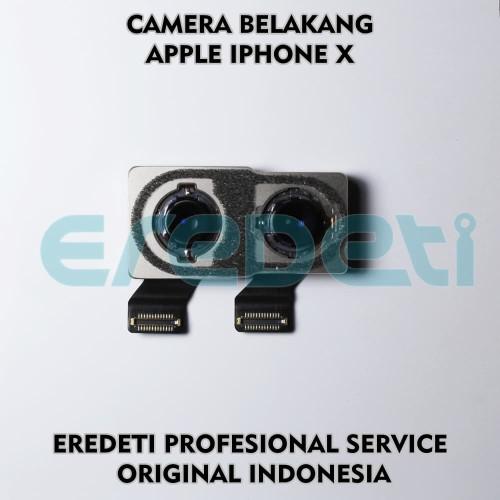 Foto Produk KAMERA CAMERA BELAKANG APPLE IPHONE X KD-002736 dari EREDETI