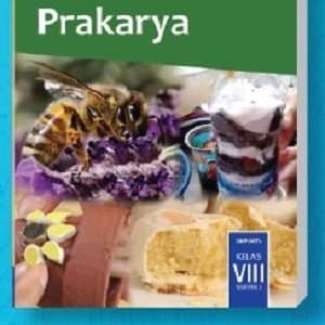 Foto Produk Buku Prakarya Semester 2 SMP kelas 8 kurikulum 2013 Revisi 2017 dari Balai Pustaka