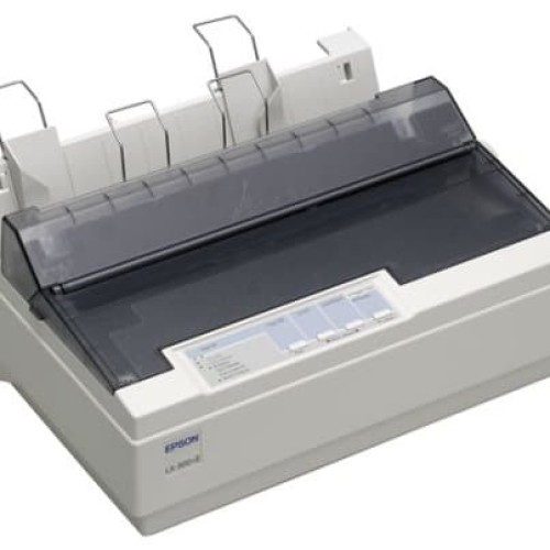 Foto Produk Printer Second USB Epson LX300+II Dotmatrix Cetak Nota Invoice lx300+ dari SCMprints Printer Spesialis