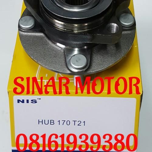 Foto Produk laher bearing Livina roda depan dari SINAR MOTOR LAHER