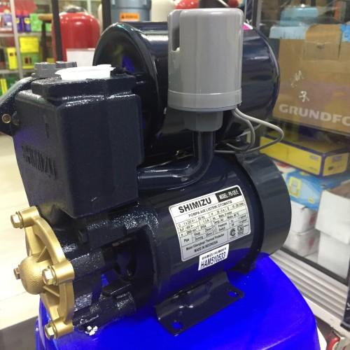 Foto Produk Mesin Pompa air pendorong otomatis shimizu PS 135 E dari Mitrapompa