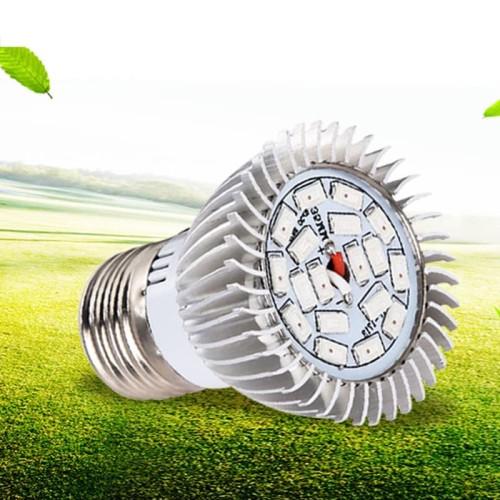 Foto Produk Lampu Tanaman Hidroponik Grow Led 8W Bodi Aluminium dari Cheap n Fun