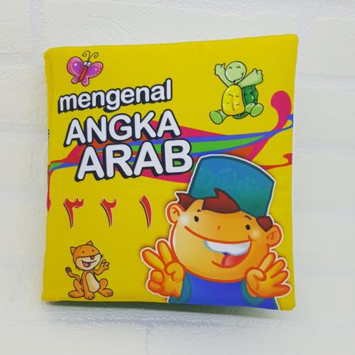 """Foto Produk Buku Bantal - """"Mengenal Angka Arab"""" dari Kedai Mungil"""