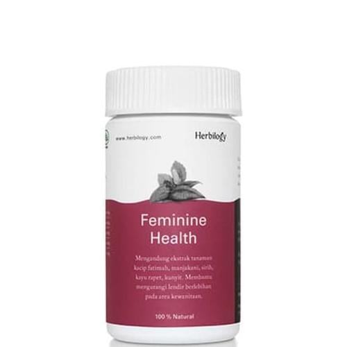 Foto Produk Herbilogy Feminine Health - 60 Capsules dari House Of Organix