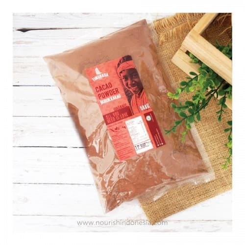 Foto Produk Timurasa, Organic Raw Cacao Powder 500gr dari Nourish Indonesia