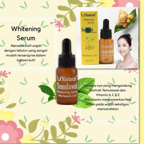 Foto Produk Serum Temulawak V Natural BPOM dari Jane Kosmetik