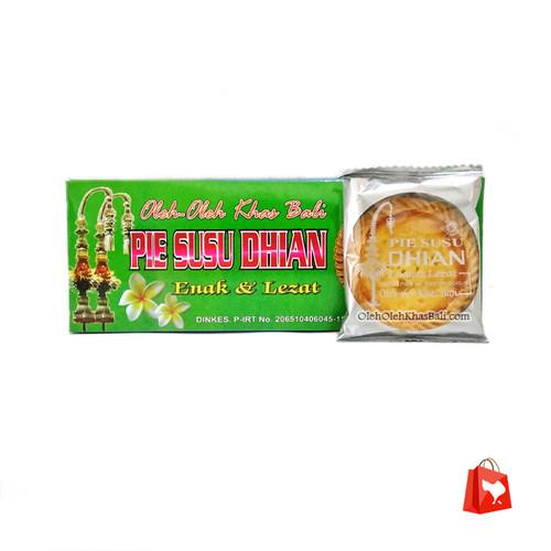 Foto Produk Pie Susu Dhian - Original dari Toko Oleh-Oleh Khas Bali