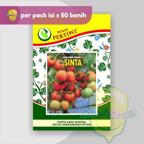 Foto Produk Benih Tomat Hibrida SINTA dari benihmart.id