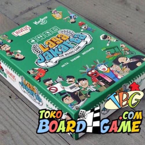 Foto Produk Laga Jakarta ( Original ) Board Game dari Toko Board Game