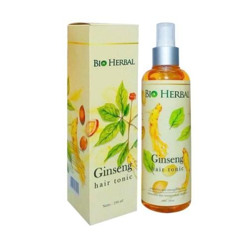 Foto Produk Bio Herbal Ginseng Hair Tonic - Original BPOM dari duadus