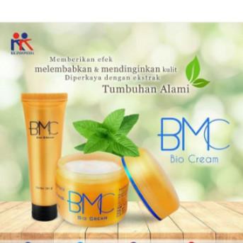 Foto Produk BMC- Bio Cream 30gr untuk Luka bakar, tersiram air panas, P3K di rmh dari yleo_murah