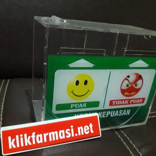 Foto Produk Jual Kotak Kepuasan Akrilik dari Syafana