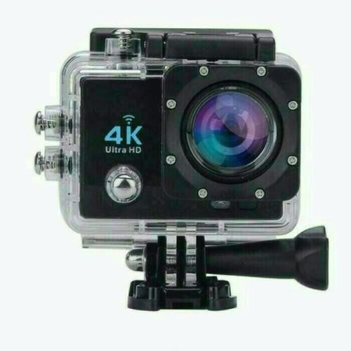 Foto Produk action Sport cam Wifi 4k Ultra Hd kamera olah raga helm motor Ultra Hd dari wirdi