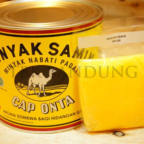 Foto Produk Minyak Samin Minyak Nabati Padat Cap Onta 100gr dari TBK Bandung