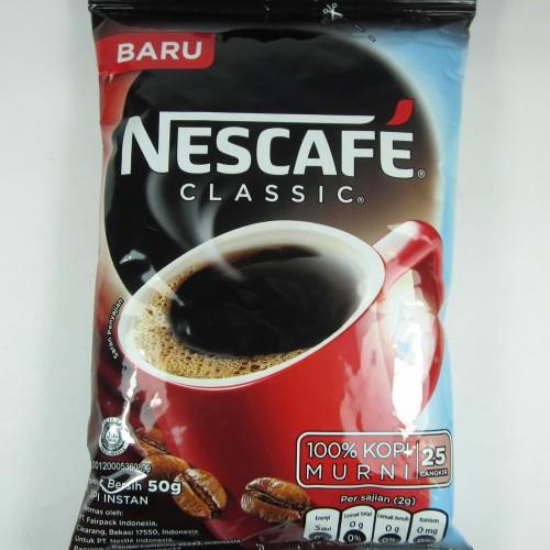 Foto Produk NESCAFE CLASSIC 50g dari Bilka Supermarket