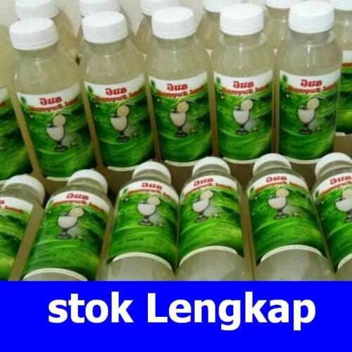 Foto Produk Jus Rumput laut 500ml Laris dari Toko Buku 21