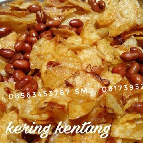 Foto Produk Sambal Goreng Kering Kentang (Asli Surabaya) dari Manheunshop