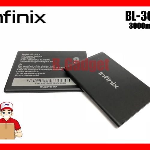 Foto Produk BATERAI BATRE BATTERY INFINIX HOT 3 LITE | X553/X554 BL-30LX dari B.GADGET