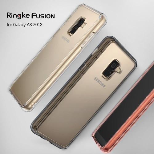 Foto Produk CASING REARTH RINGKE FUSION GALAXY A8 2018 HARDCASE A8 2018 READY STOK dari Dukun Gadget Acc