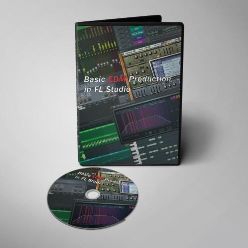 Foto Produk DVD Kursus : Basic EDM Production in FL Studio dari Wiyana Sakti Store