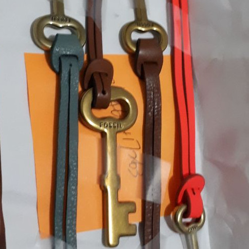 Foto Produk Set Fossil Key FoB Accessoris dari Lliveshop