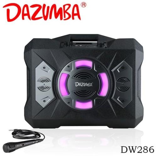 Foto Produk Dazumba DW286 Portable Bluetooth Speaker dari Dazumba Official Store