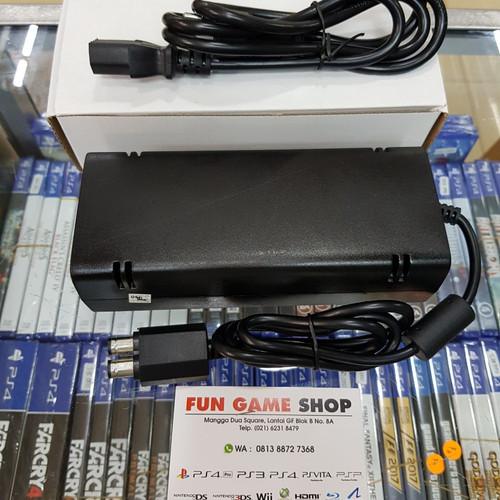 Foto Produk ADAPTOR XBOX 360 SLIM ORIGINAL dari Fun Game Shop