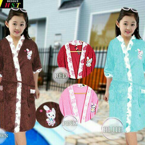 Foto Produk Handuk Kimono Anak dari KnC Store