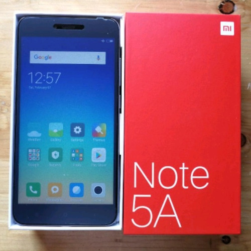 Foto Produk Xiaomi Redmi Note 5a Ram 3Gb Rom 32Gb garansi 1 tahun dari okecell777