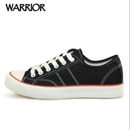 Foto Produk sepatu Warrior classic Low Original Black/white dari adidas jaya