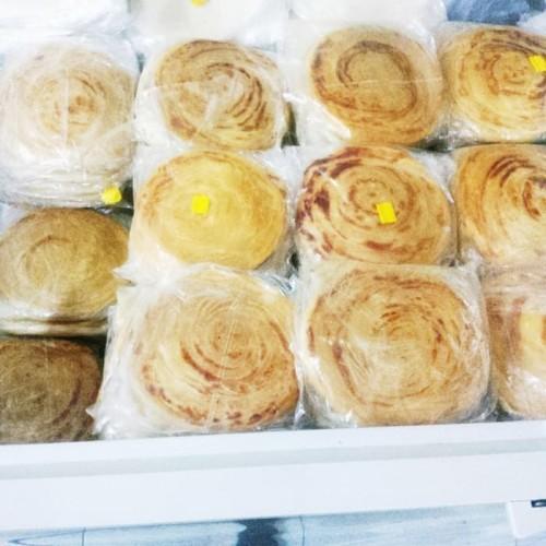 Foto Produk Harga Termurah Se Tokopedia - Roti Cane Canai Roti Maryam Isi 5 dari Rumah kebab